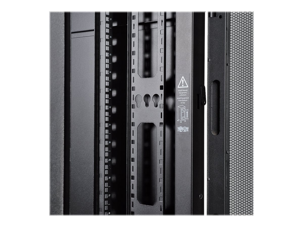 Tripp Lite 42U Rack Enclosure Server Cabinet Wide, SR42UBWD