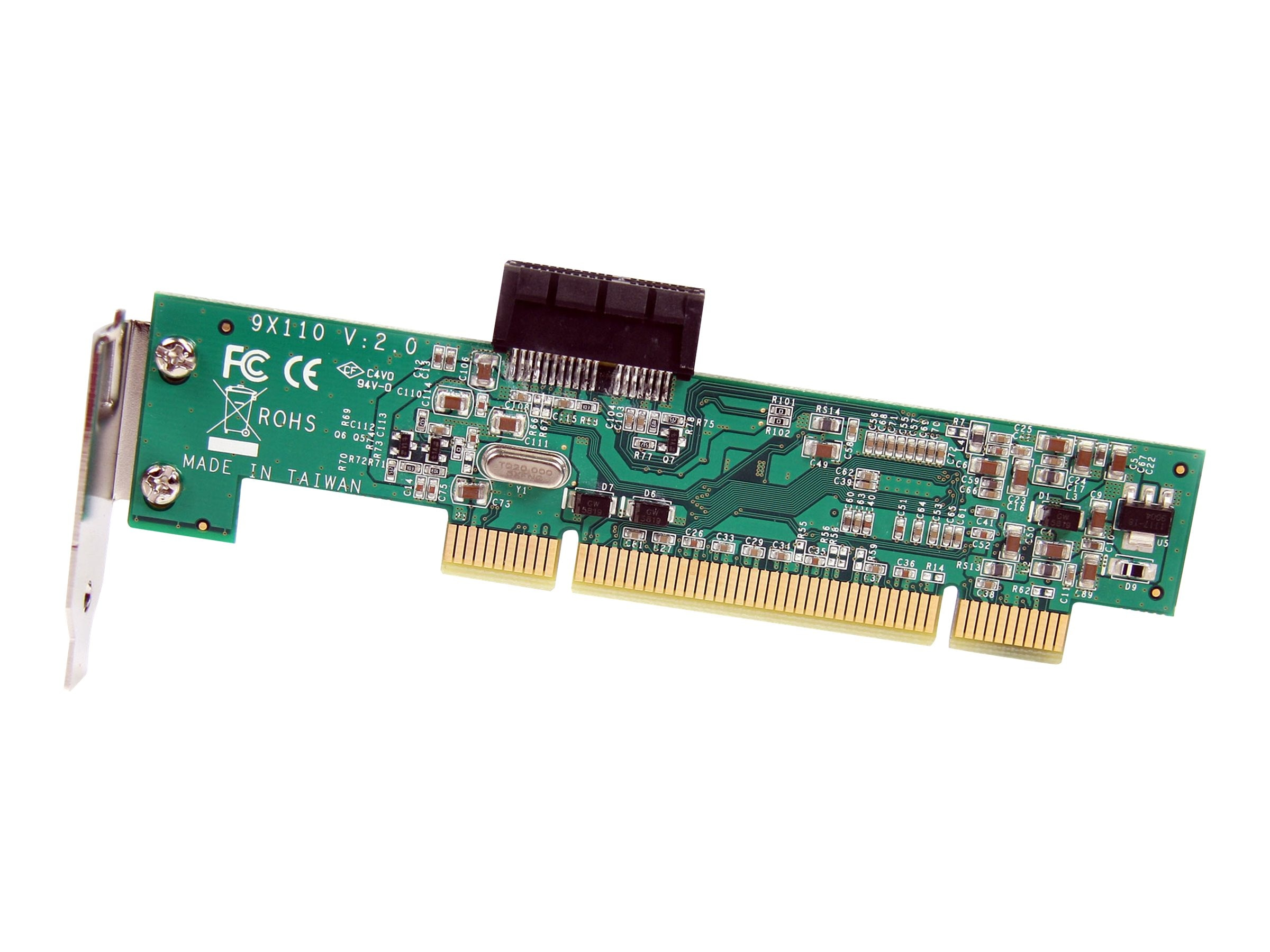 StarTech.com PCI to PCIe Adapter Card-DT MBD, PCI1PEX1