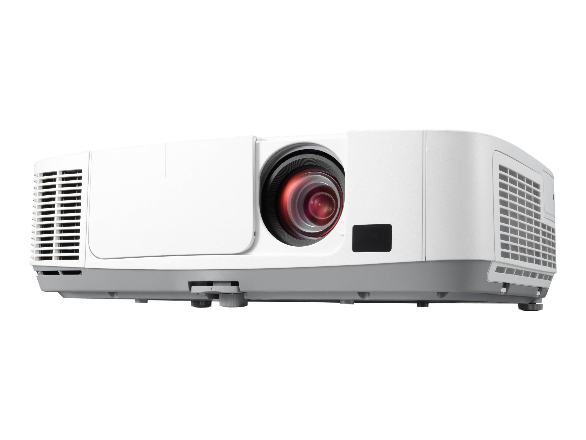 Open Box NEC NP-P501X XGA LCD Projector, 5000 Lumens, White