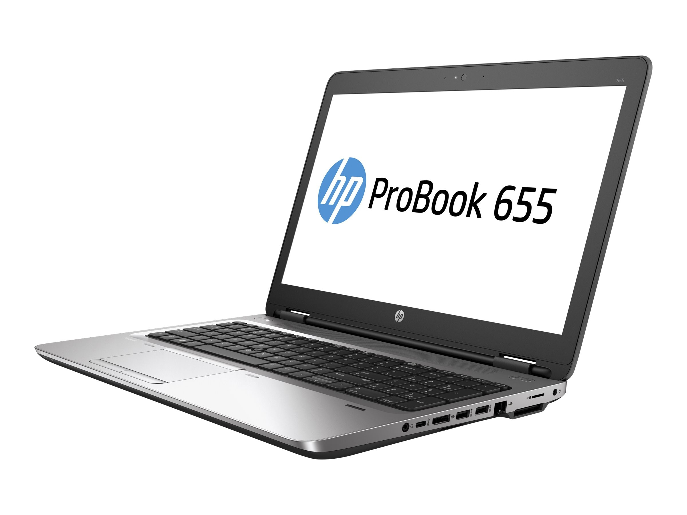 HP Smart Buy ProBook 655 G2 1.6GHz A8 Pro 15.6in display, V1P85UT#ABA, 30984291, Notebooks