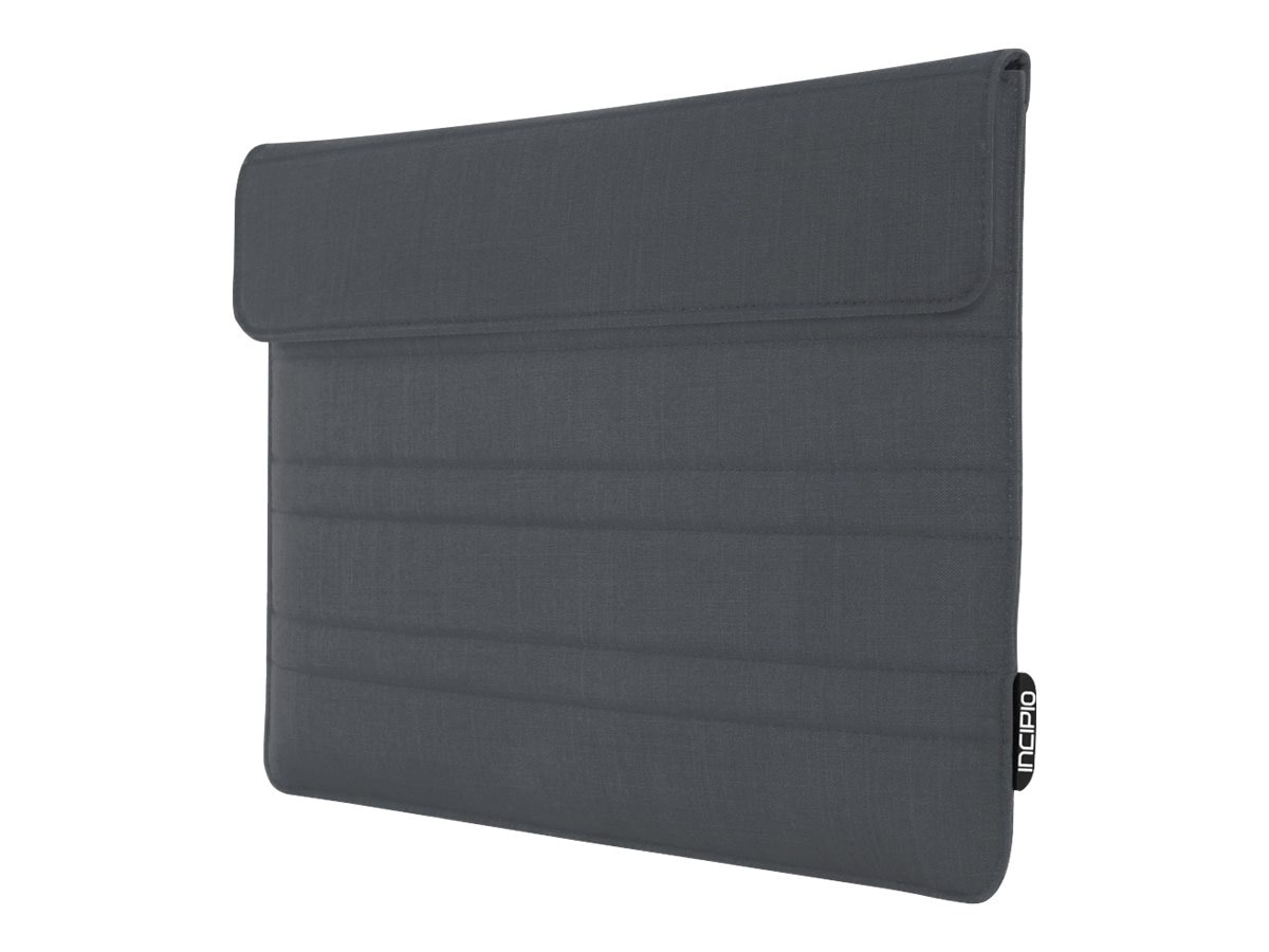 Incipio Delta Protective Padded Sleeve for iPad Pro 12.9, Gray