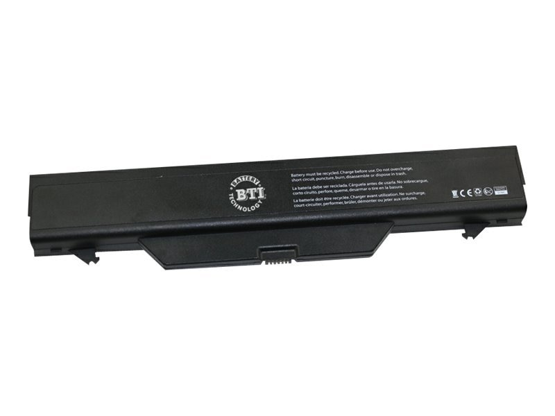BTI Battery for HP Probook 4510S 4515S 4710S, HPPB4510S15X8