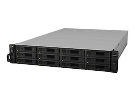 Synology RackStation RS18016XS+ 12-Bay Diskless NAS, RS18016XS+, 26549157, Network Attached Storage