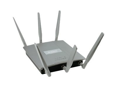 D-Link Wireless AC1750 Simultaneous Dual-Band PoE Access Point, DAP-2695, 16659740, Wireless Access Points & Bridges