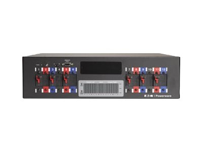 Eaton Blade Rack Power Module 208V L21-30 Input (6) L6-20R Outlets, EMS w  Card, Y03131044300000