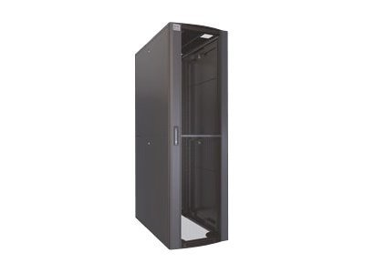 Liebert Server Cabinet 48U x 800mm x 1200mm, Incl Casters, Rack PDU Brackets, F8812, 13366571, Racks & Cabinets