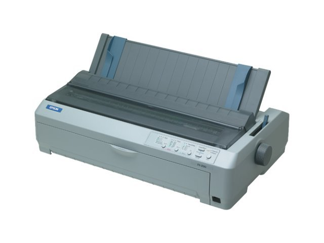 Epson FX-2190 9-pin Wide Dot-Matrix Printer, C11C526001