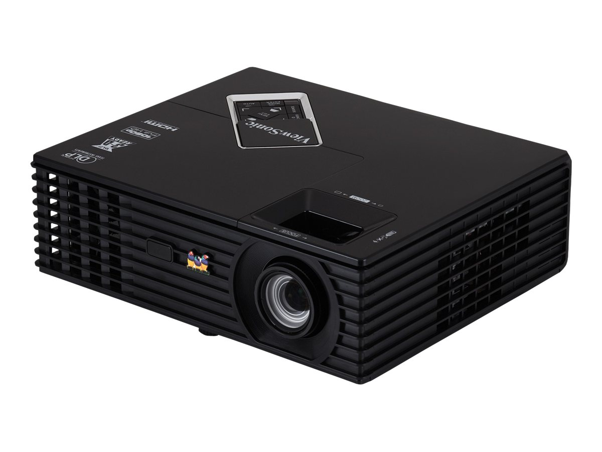 ViewSonic PJD7820HD 3D DLP 3D Projector, 3000 Lumens, Black, PJD7820HD, 15313595, Projectors
