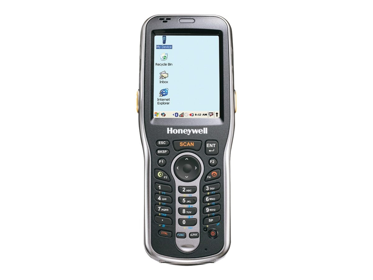 Honeywell Dolphin 6100 Mobile Computer 5300SR Imager, 28-key, Bluetooth, 802.11b g, Win Embedded 6.5, 6100LP11222E0H