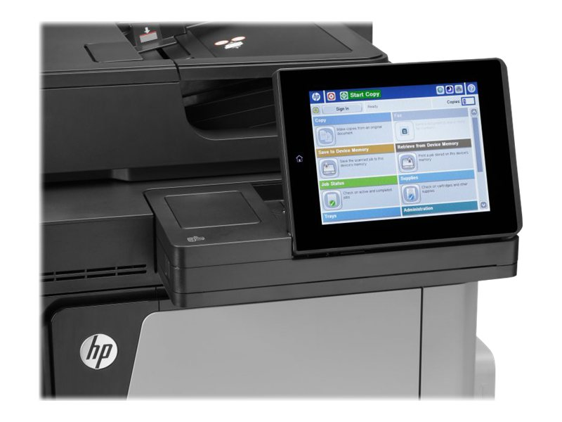 HP Color LaserJet Enterprise Multifunction M680dn Printer, CZ248A#BGJ