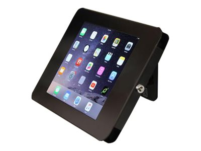 StarTech.com Lockable Tablet Stand for iPad, Desk or Wall Mountable, Steel, SECTBLTPOS, 31827625, Security Hardware