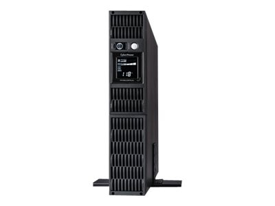CyberPower 1500VA 1500W Smart App Sinewave LCD UPS 2U RM Tower AVR, 8 Outlets, WebSNMP Card, PR1500LCDRTXL2UN, 31261895, Battery Backup/UPS