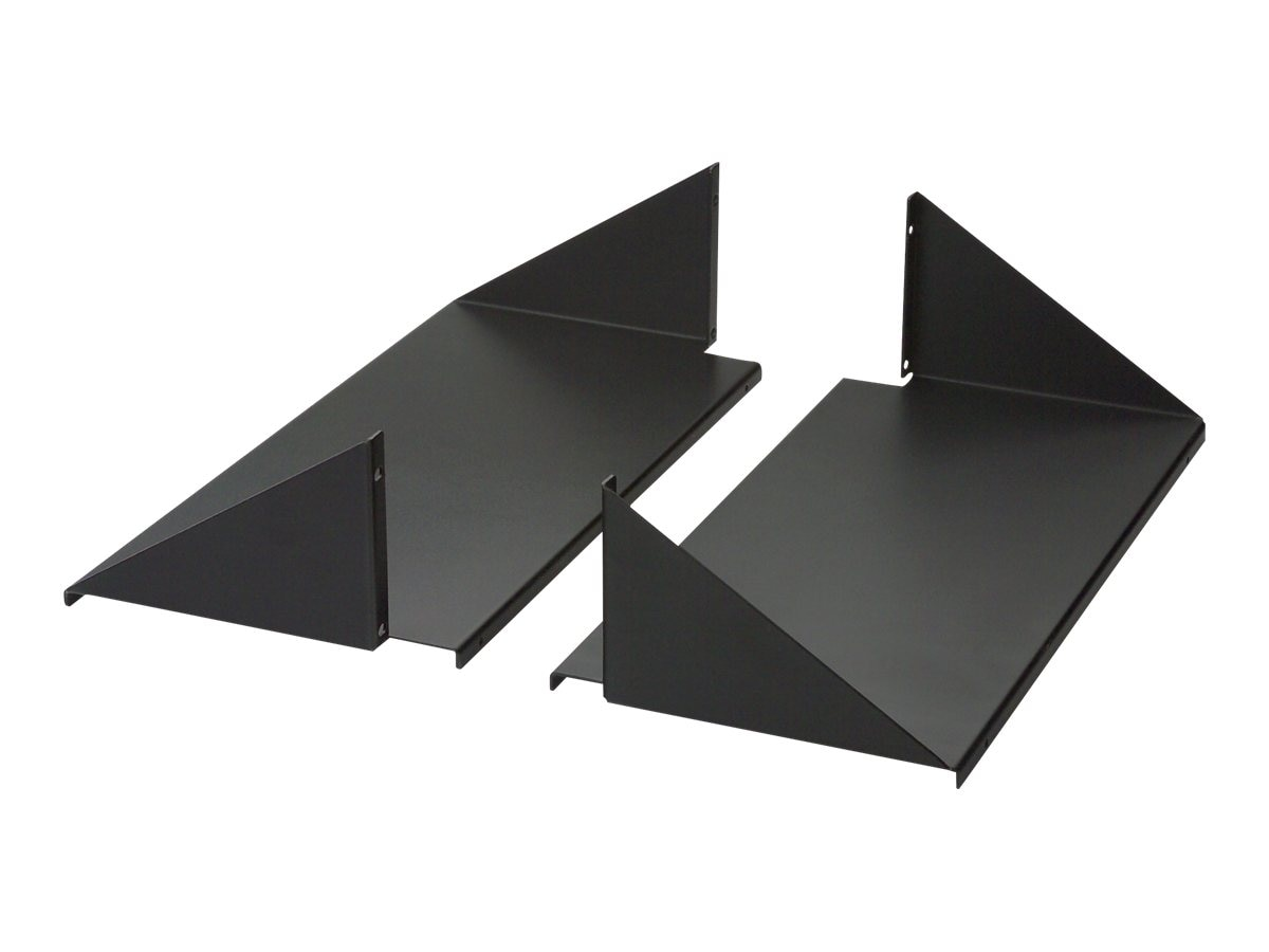 Belkin Double-Sided 2-Post Shelves 18 Depth, RK5025, 5724104, Rack Mount Accessories