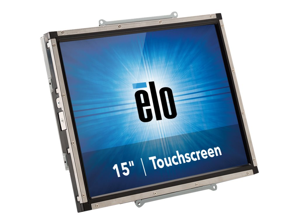 ELO Touch Solutions 1739L 17 LCD LED Backlight Open Frame VGA & DVI Video, E001126