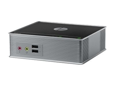 HP Smart Buy t310 Zero Client Tera 2321 512MB RAM 256MB Flash GNIC PCoIP SmartZero, C3G78AT#ABA, 14851279, Thin Client Hardware