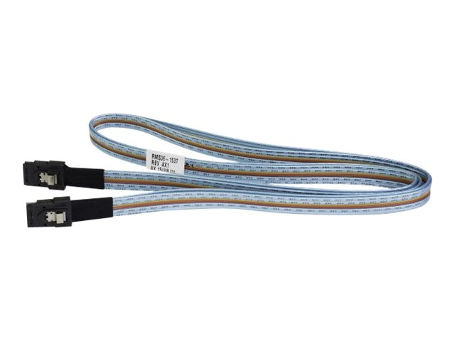 HPE External Mini SAS 4x Cable, 2m, 407339-B21, 7629071, Cables