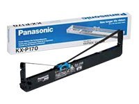 Panasonic Black Print Ribbon for KX-P3626 & 3696 Printers, KX-P170, 107284, Printer Ribbons
