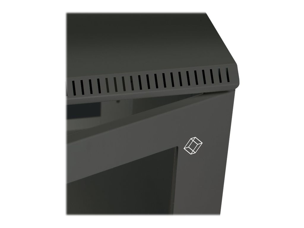 Black Box Select Wall Mount Cabinet, 19, 6U, RM2411A