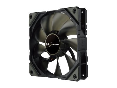 Enermax UCDFP12P High Performance 12cm Fan with Dust Free Rotation, UCDFP12P