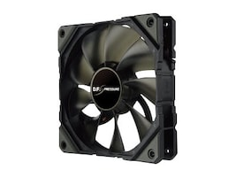 Enermax UCDFP12P High Performance 12cm Fan with Dust Free Rotation, UCDFP12P, 32170629, Cooling Systems/Fans
