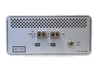 Atto 2X10Gb Thunderbolt to 2X8Gb FC Module w  Optical SFP+, TLFC-1082-D00, 14050228, Storage Networking Modules