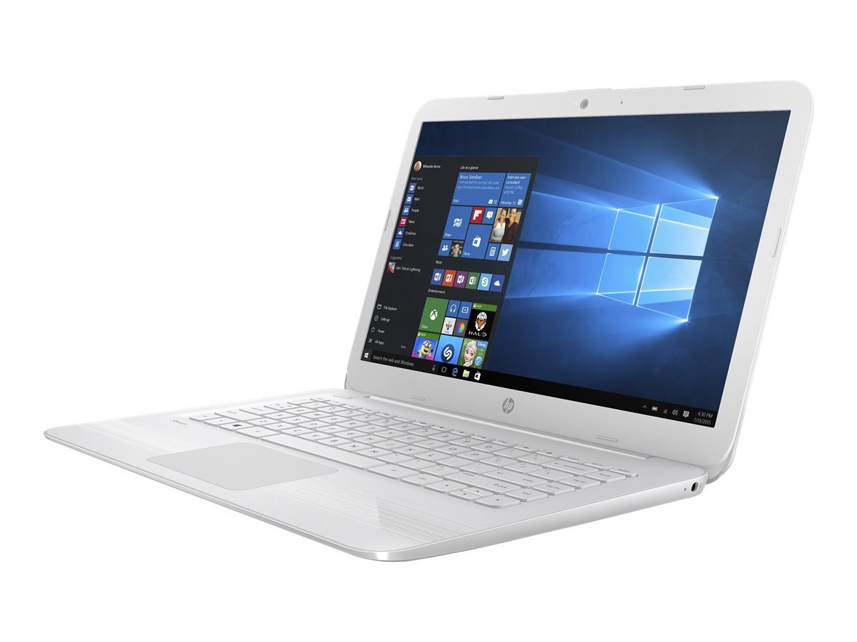 HP Notebook PC Celeron N3060 4GB 32GB SSD 14 HD, X7S50UA#ABA