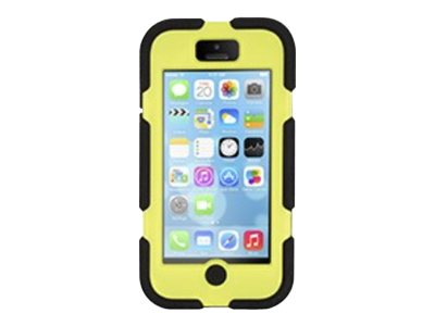 Griffin Survivor for iPhone 5c Black, GB38144, 16580513, Carrying Cases - Phones/PDAs