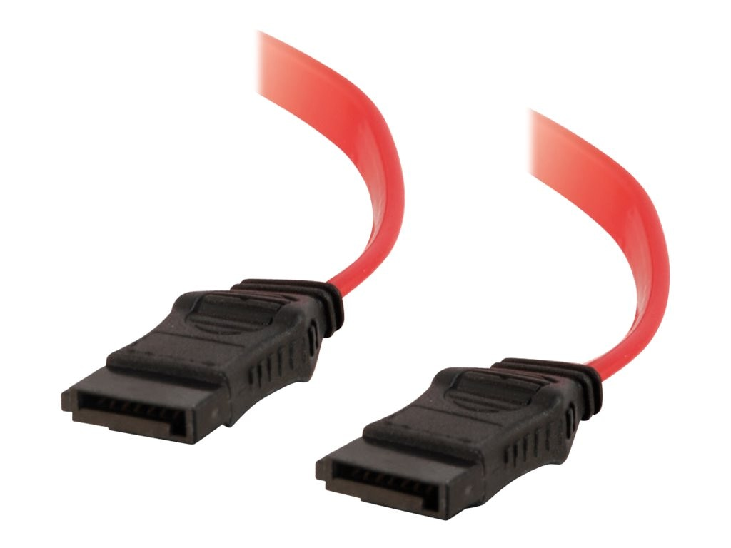 C2G 7-Pin Serial ATA Device Cable 18