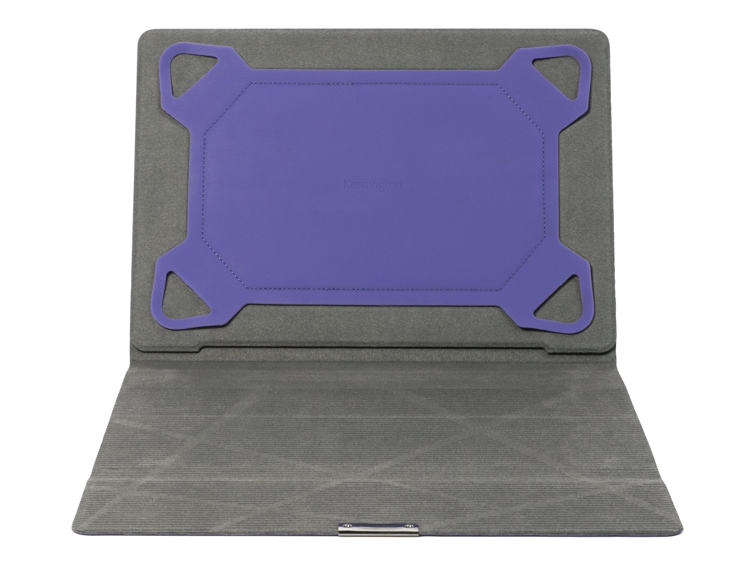 Kensington Comercio Fit Universal Folio Case for 7, 8 Tablets, Purple, K97225WW, 17481947, Carrying Cases - Tablets & eReaders