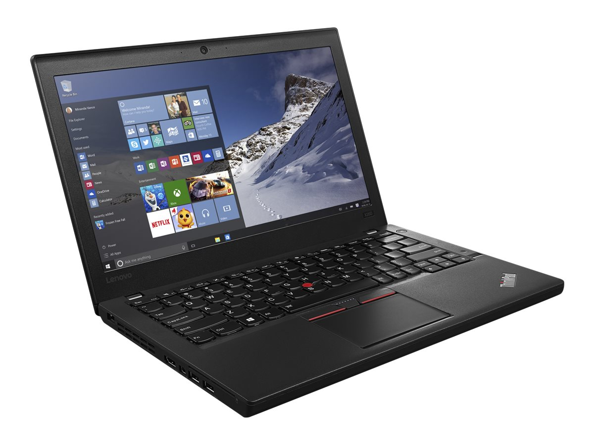 Lenovo TopSeller ThinkPad X260 2.6GHz Core i7 12.5in display, 20F60097US