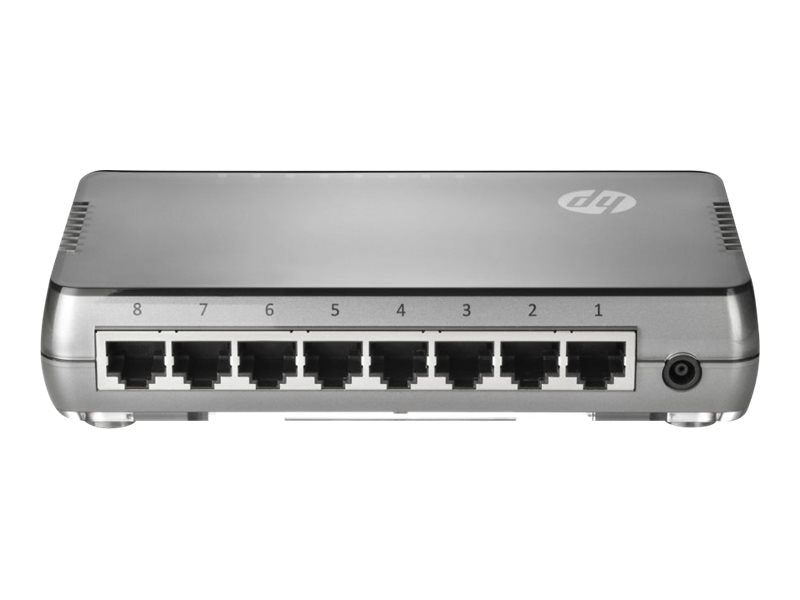 HPE 1405-8 Switch, J9793A#ABA