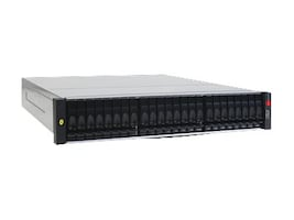 Quantum AssuredSAN 3834 2U Rackmount AC 24-Bay SAS Storage Array w  12X2TB SAS 12Gb s 7.2K RPM 3.5 Drives, D3834CN24007BA, 19020183, SAN Servers & Arrays