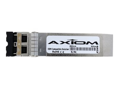 Axiom 10GBase-ZR SFP+ XCVR Cisco SFP-10G-ZR-S Transceiver