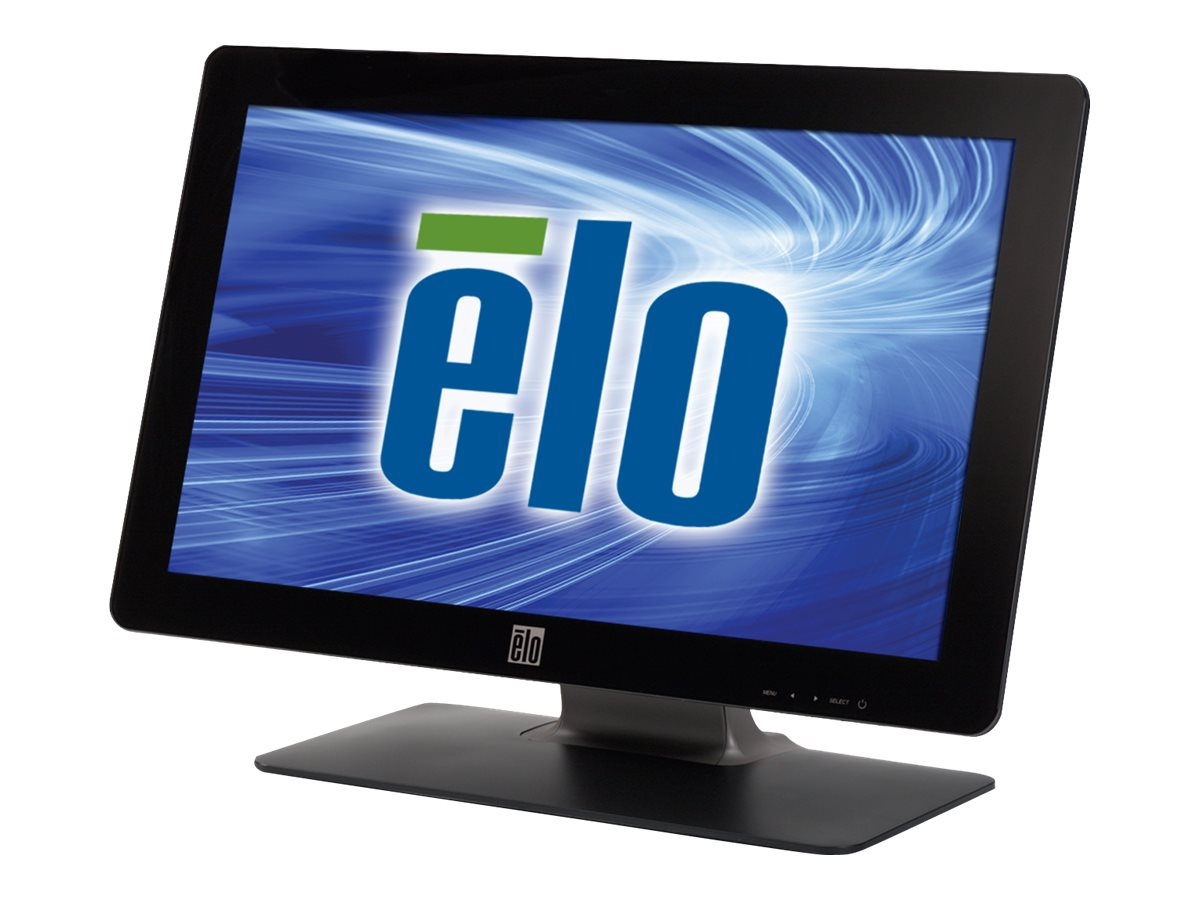 ELO Touch Solutions 2201L 22 Wide Intellitouch Plus, USB Controller, Gray