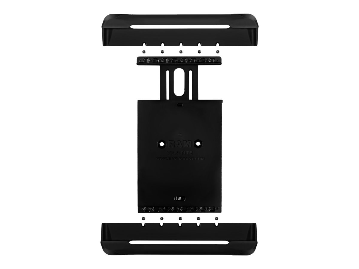 Ram Mounts Tab-Tite Universal Clamping Cradle for Panasonic Toughpad 12 Tablets, RAM-HOL-TAB10U