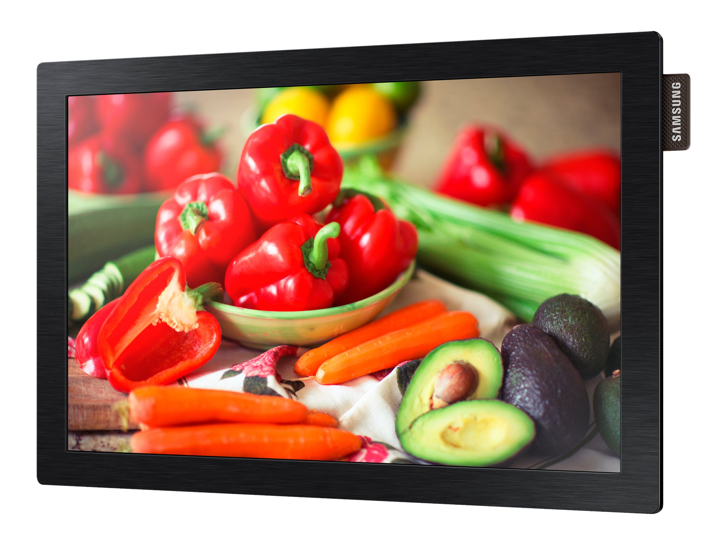 Samsung 10.1 DB10D LED-LCD Display, Black, DB10D