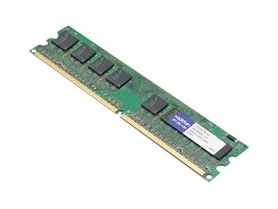 ACP-EP 2GB PC2-5300 240-pin DDR2 SDRAM UDIMM, CT1165296-AA