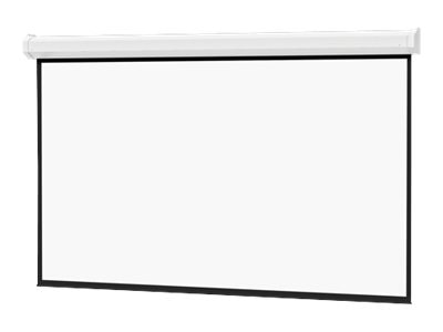 Da-Lite Cosmopolitan Electrol Projection Screen, Matte White, 4:3, 100