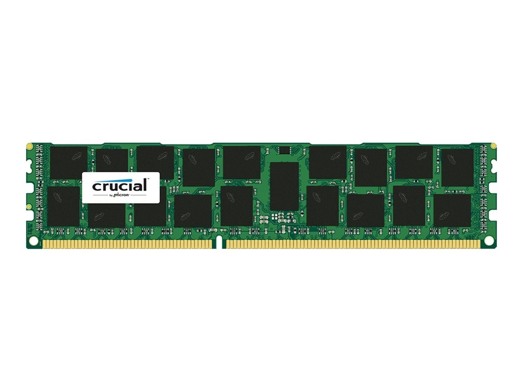 Crucial 16GB PC3-14900 240-pin DIMM for Mac Pro Late 2013, CT16G3R186DM, 16739651, Memory