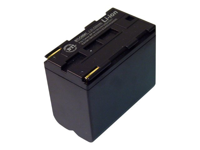 BTI Battery, Lithium-Ion, 7.4V, 5400mAh, for Canon DM-MV1, DM-MV10, E65AS, ES-300V, E, CN941, 7926412, Batteries - Camera