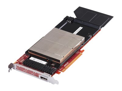 AMD Firepro S7000 PCIe 3.0 x16 Graphics Card, 4GB GDDR5, 100-505966