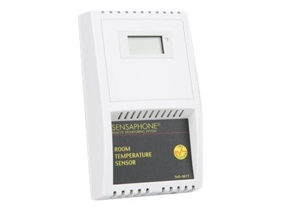 Sensaphone Room Temperature Sensor with Fahrenheit Display, IMS-4811, 6361000, Environmental Monitoring - Indoor