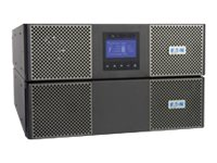 Eaton 9PX 11kVA 10kW 208V Online 6U Rack Tower UPS Hardwire Input Output Power Module EBM MBP