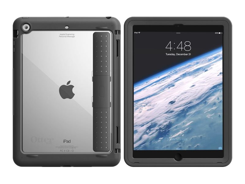 OtterBox Unlimited w  Screen for iPad Air, Pro Pack, Gray, 77-52030, 28342281, Carrying Cases - Tablets & eReaders
