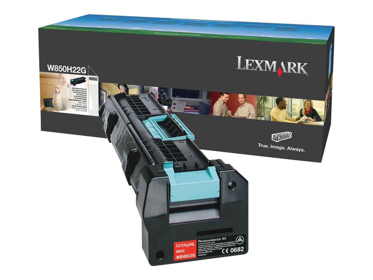 Lexmark W850 Photoconductor Kit, W850H22G, 10802162, Toner and Imaging Components