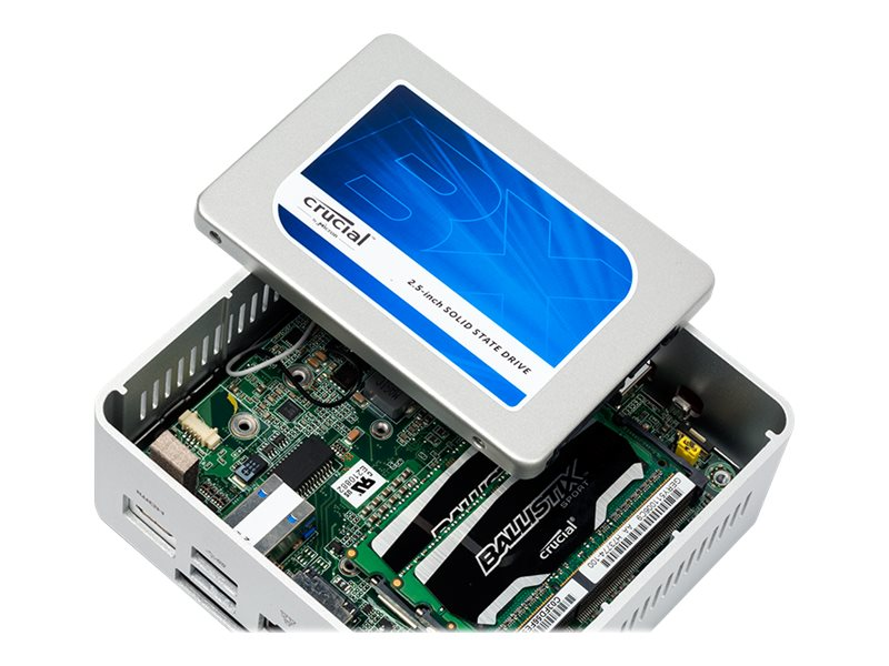 Micron Consumer Products Group CT240BX200SSD1 Image 2