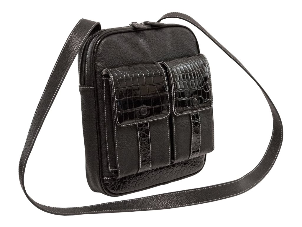 Mobile Edge Crossbody iPad Tablet Tech Organizer 11, MEMTCO, 16956955, Carrying Cases - Tablets & eReaders