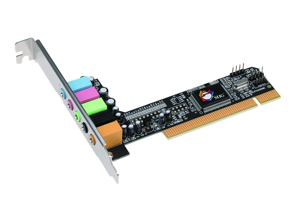 Siig Soundwave PCI 5.1, IC-510012-S2