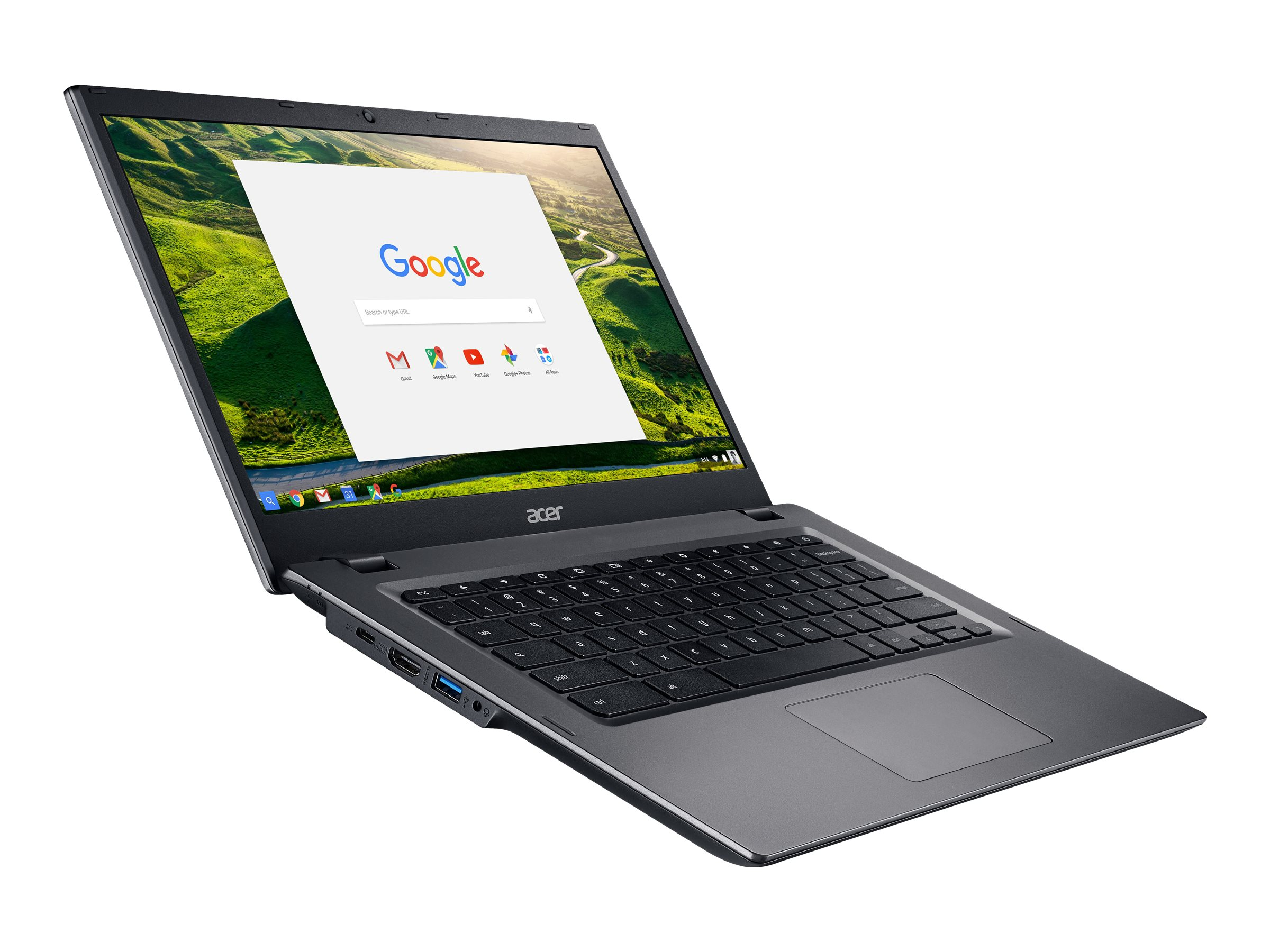 Acer Chromebook 14 CP5-471-35T4 2.3GHz Core i3 14in display, NX.GE8AA.002