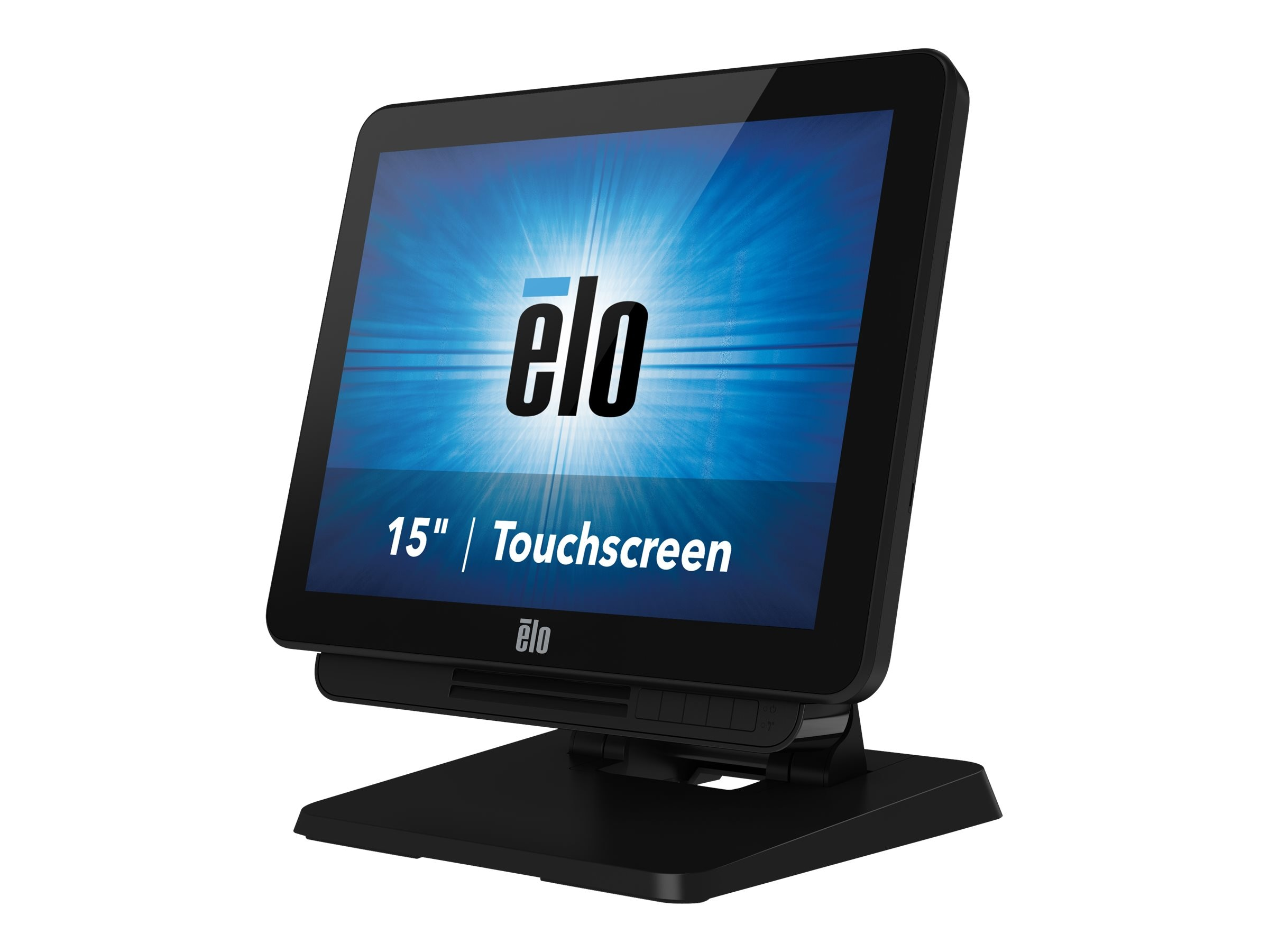 ELO Touch Solutions AccuTouch X2-15 Rev A J1900 QC 2.41GHz 4GB 128GB SSD 15 NoOS